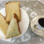 ホームベーカリーで簡単もちもち青汁食パン